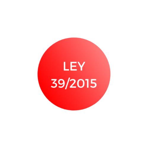 Ley 39/2015 - TEST